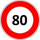 code en ligne 2018 limite vitesse 80km/h